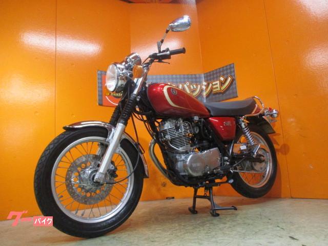 ヤマハ SR400 4型 純正フルノーマル ディープレッドメタリックKの画像(神奈川県