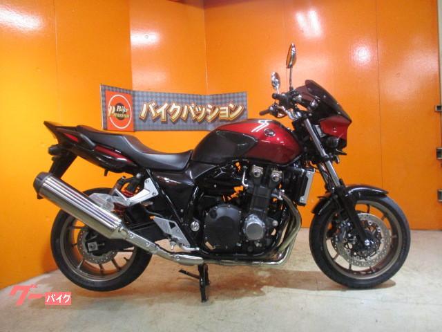 ホンダ CB1300Super Four Eパッケージ 1オーナー ビキニカウル装備 Eの画像(神奈川県