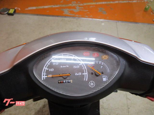 ヤマハ JOG  2007年式 4STFiエコモデル 1オーナー車 水冷エンジンの画像(神奈川県