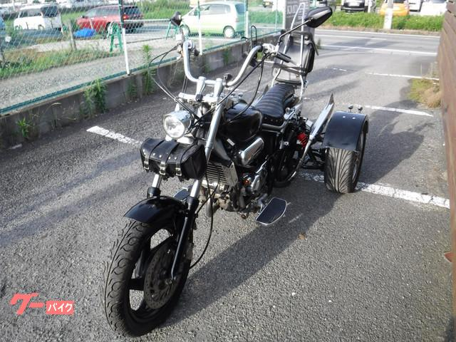 トライク トライク ホンダ マグナ250 独立懸架 側車付軽二輪登録の画像(神奈川県