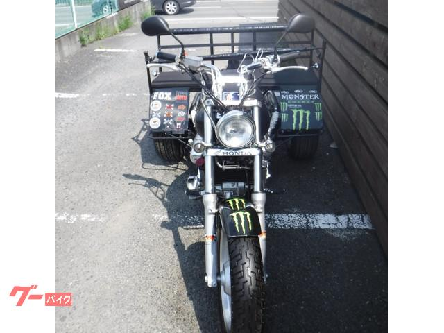 トライク トライク ホンダ マグナ 独立懸架 3人乗り登録の画像(神奈川県