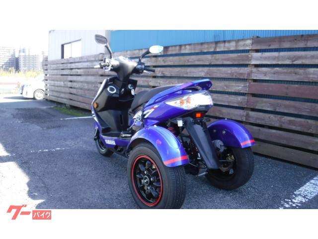 トライク トライク ヤマハシグナスXボアアップ150SRトライク バックギア付 側車付オートバイ仕様の画像(神奈川県