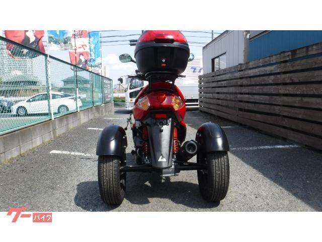 トライク ヤマハ シグナス125X SRトライク 側車付オートバイ登録の画像(神奈川県