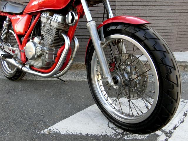 ホンダ GB250クラブマン レッド 高回転シングル カフェレーサーの画像(神奈川県
