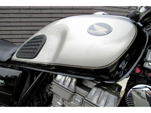 ホンダ GB250クラブマン ブラックシルバー ビキニカウル スーパートラップの画像(神奈川県