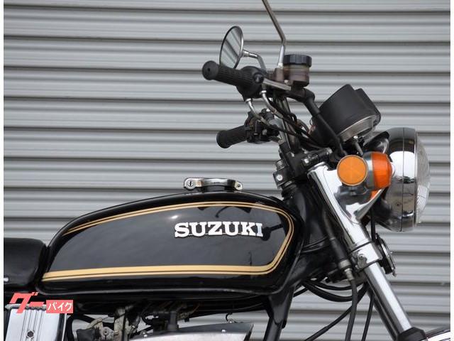 スズキ GT550の画像(千葉県