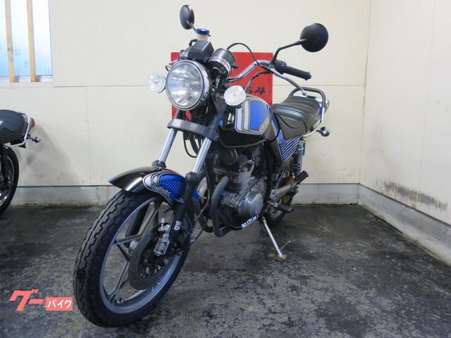 スズキ GSX250E ゴキ カスタムペイント タックロールの画像(埼玉県