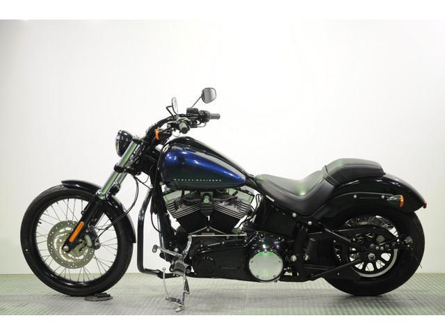 HARLEY-DAVIDSON FXS ブラックライン グーバイク鑑定車 キジマクラッチレバーの画像(神奈川県