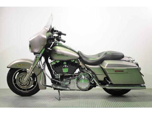 HARLEY-DAVIDSON FLHX ストリートグライド サンダンスエアクリーナー グーバイク鑑定車の画像(神奈川県