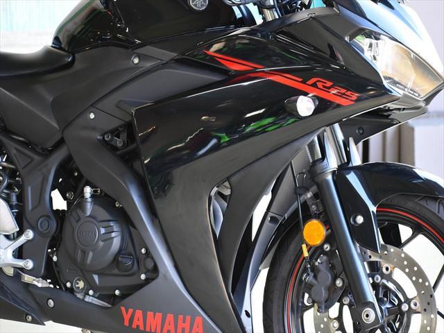 ヤマハ YZF-R25の画像(埼玉県