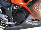 カワサキ Ninja 250 マフラーカスタムの画像(埼玉県