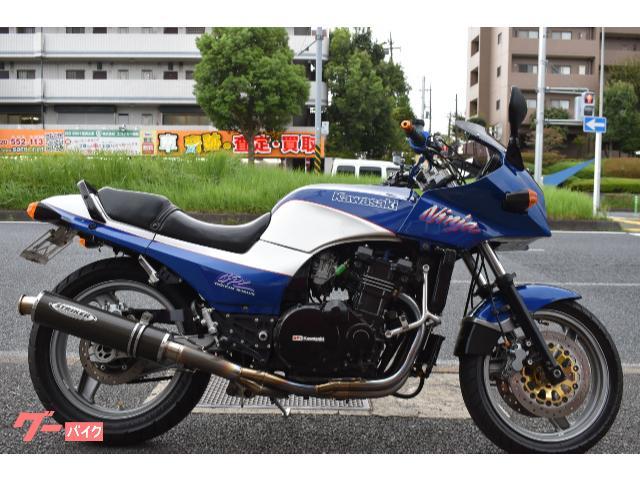 GPZ900R ストライカーステンカーボン&カスタム多数