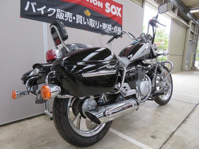 スズキ GZ150-Aの画像(北海道