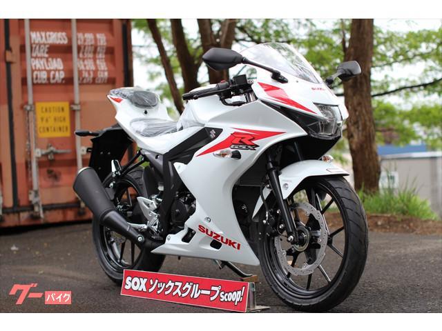 スズキ GSX-R125 2018年モデルの画像(北海道