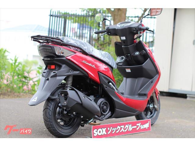 スズキ スウィッシュ 新型SEPエンジンの画像(北海道