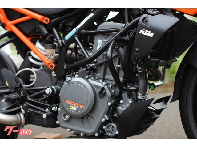 KTM 250デューク 2018年モデル 新車の画像(北海道