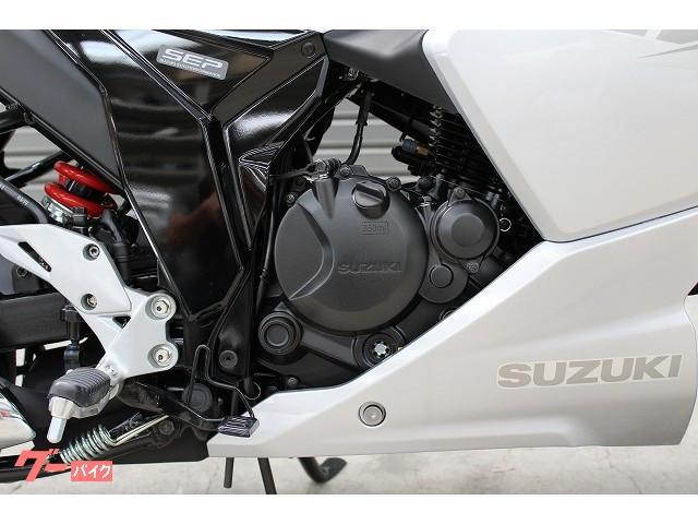 スズキ GIXXER SF  150の画像(北海道