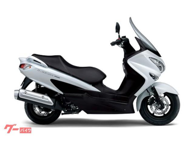 バーグマン200 ABS 2021モデル 国内正規新車