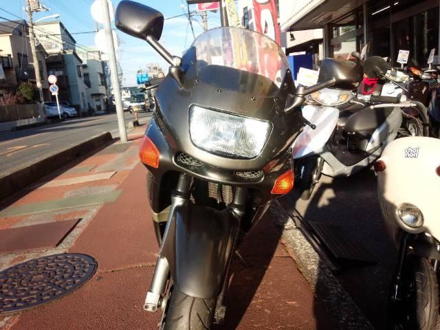 カワサキ ZZ-R400 ZX400N 水冷4サイクル4気筒の画像(埼玉県