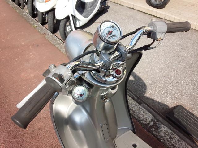 ヤマハ ビーノ 2サイクル シャッターキー付き 後期モデルの画像(埼玉県
