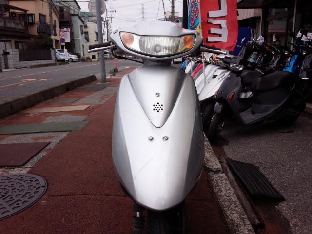 ホンダ Dio 4サイクル シルバーの画像(埼玉県
