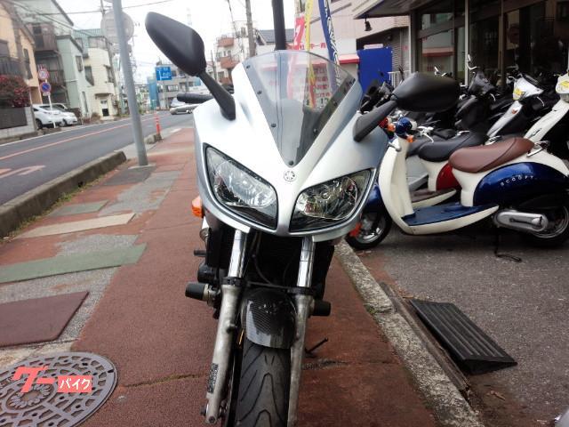 ヤマハ FZ400 USB電源 カーボンフェンダーの画像(埼玉県