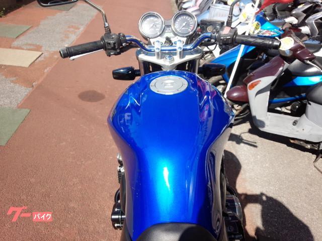 ホンダ CB400Super Four VTEC ブルーの画像(埼玉県