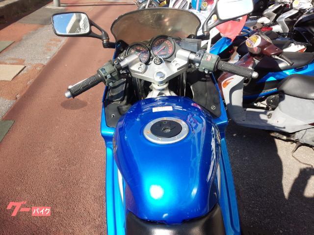 カワサキ ZZ-R250 ブルーメタリックの画像(埼玉県