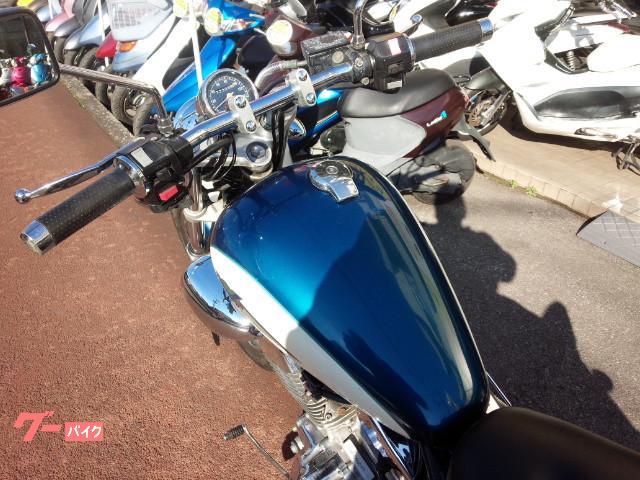 ヤマハ XV250ビラーゴS ブルーメタリックの画像(埼玉県