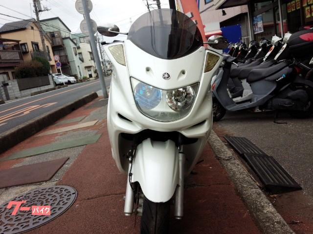 ヤマハ マジェスティC ホワイトの画像(埼玉県