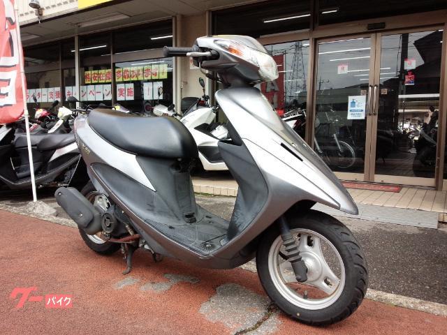 アドレスV50 4サイクル FI車 ガンメタリック