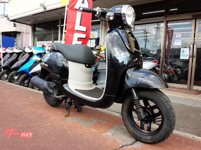 ジョルノ 4サイクルエンジン フューエルインジェクション車 ブラック