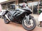 Ninja 250R マフラー ブラック