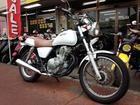 ボルティー 250cc単気筒 ホワイト
