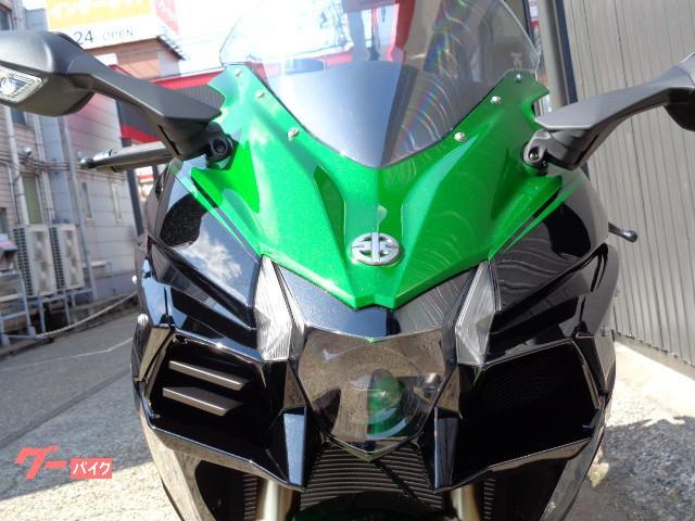 カワサキ Ninja H2 SX SEの画像(新潟県