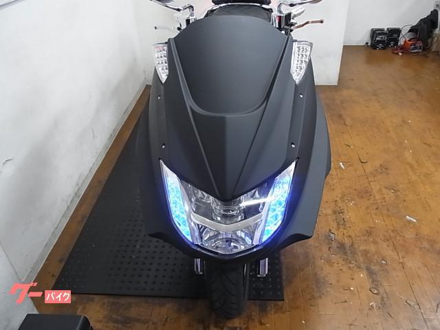 ヤマハ マグザム マットブラック LEDカスタム プロジェクターの画像(神奈川県