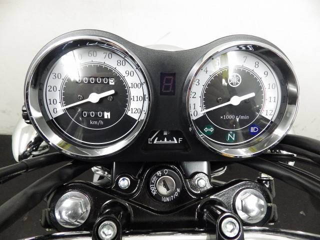 ヤマハ YB125SP 本国仕様 キャブレター車の画像(神奈川県