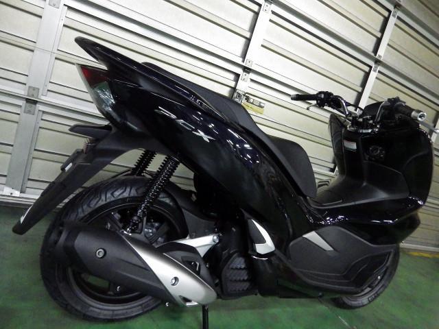 ホンダ PCX 国内最新モデル ブラックの画像(神奈川県