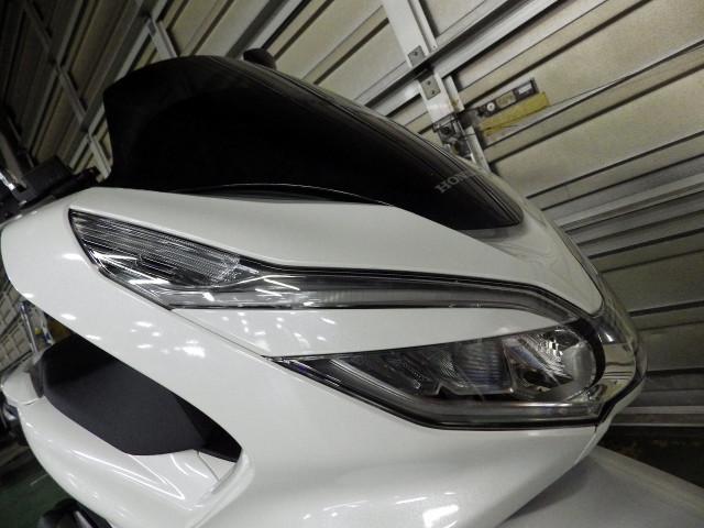 ホンダ PCX150ABS KF30型 ホワイトの画像(神奈川県