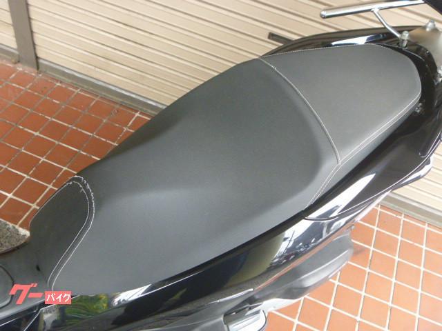 ホンダ PCX150 2015年式 バックレスト付き ブラックの画像(神奈川県