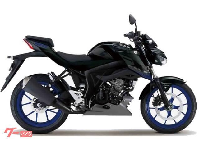 GSX−S125 国内M1モデル ブラック