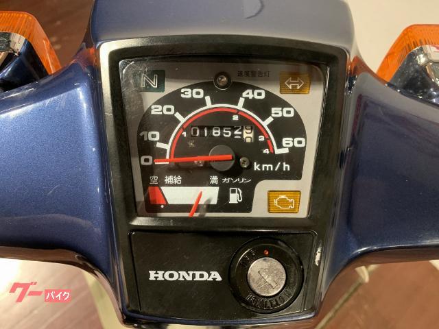 ホンダ スーパーカブ50カスタム FI車 2008年モデルの画像(千葉県