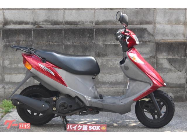 アドレスV125G 2007年モデル