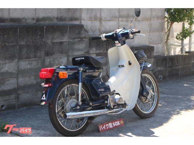 ホンダ スーパーカブ90カスタム フロントキャリア 2007年モデルの画像(神奈川県