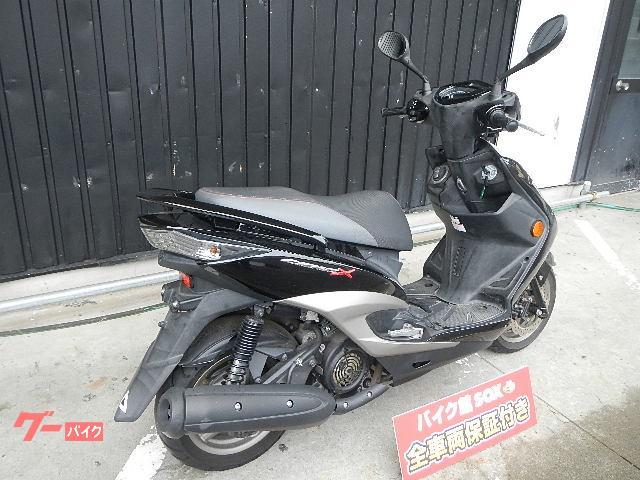 ヤマハ シグナスX SR ノーマル車 2013年モデルの画像(神奈川県