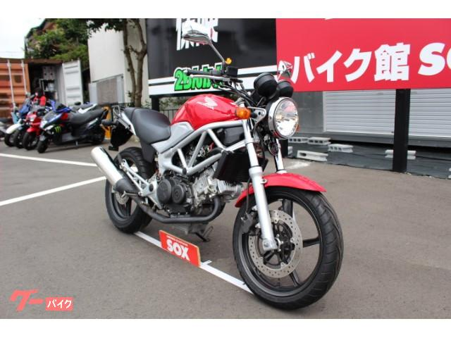 ホンダ VTR250 Rキャリア装備の画像(神奈川県