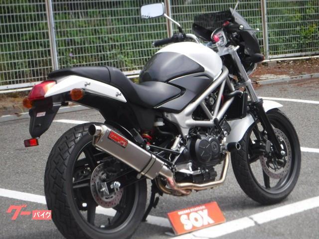 ホンダ VTR250 ヤマモトレーシングフルEX装備の画像(神奈川県