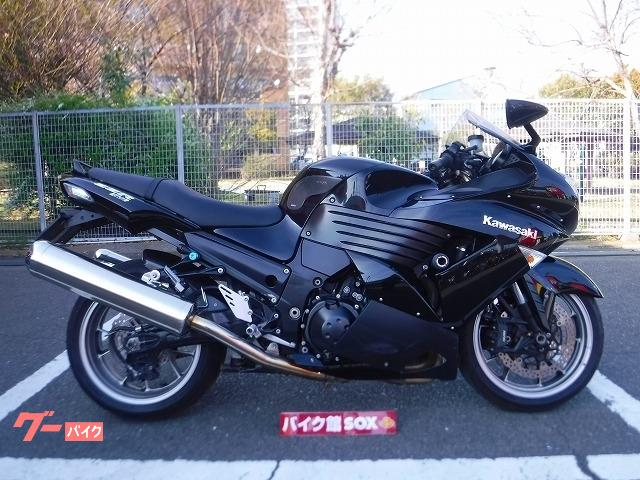 ZZ−R1400 フェンレス