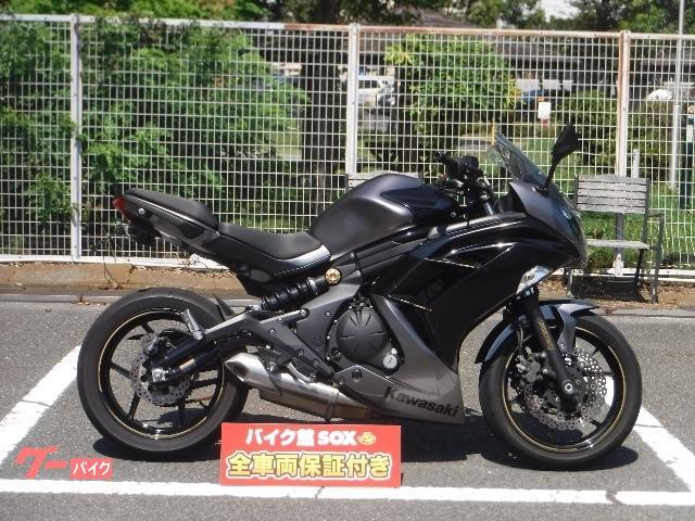 Ninja 400 2017年モデル