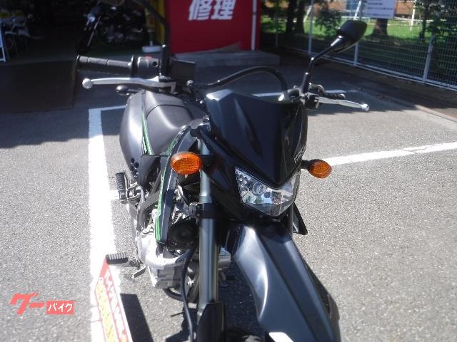 カワサキ Dトラッカー125 2011年モデルの画像(神奈川県